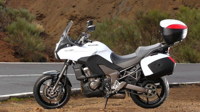 Immagine 57: Kawasaki Versys 1000: ora anche in video