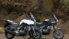 Immagine 2: Kawasaki Versys 1000: ora anche in video