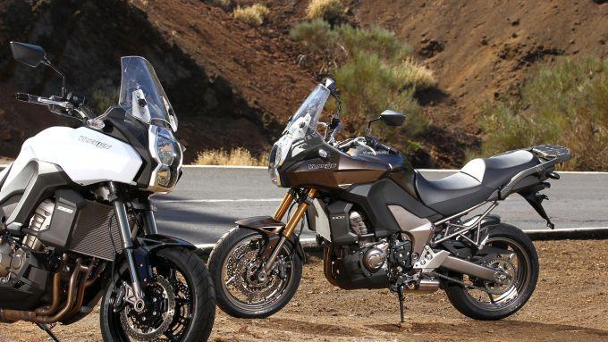 Immagine 40: Kawasaki Versys 1000: ora anche in video