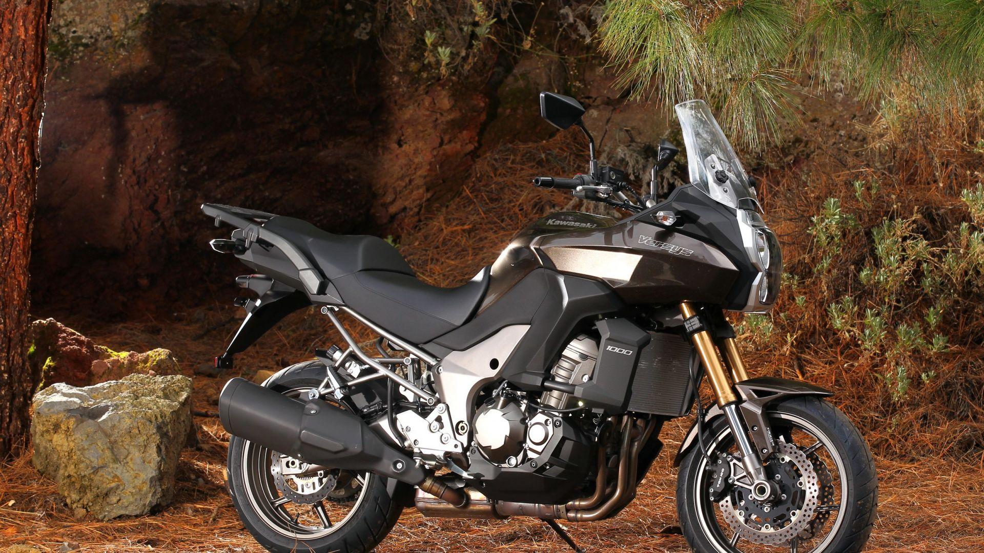 Immagine 36: Kawasaki Versys 1000: ora anche in video