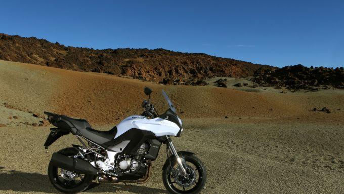 Immagine 29: Kawasaki Versys 1000: ora anche in video