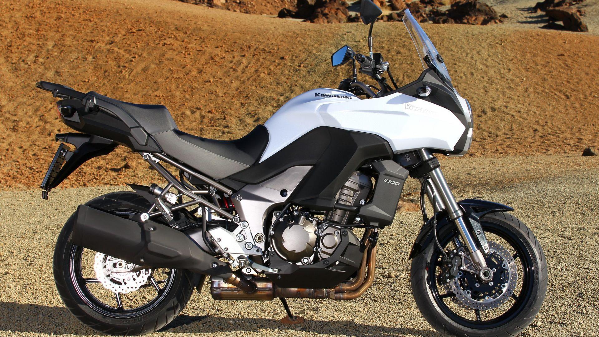 Immagine 27: Kawasaki Versys 1000: ora anche in video