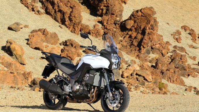 Immagine 26: Kawasaki Versys 1000: ora anche in video