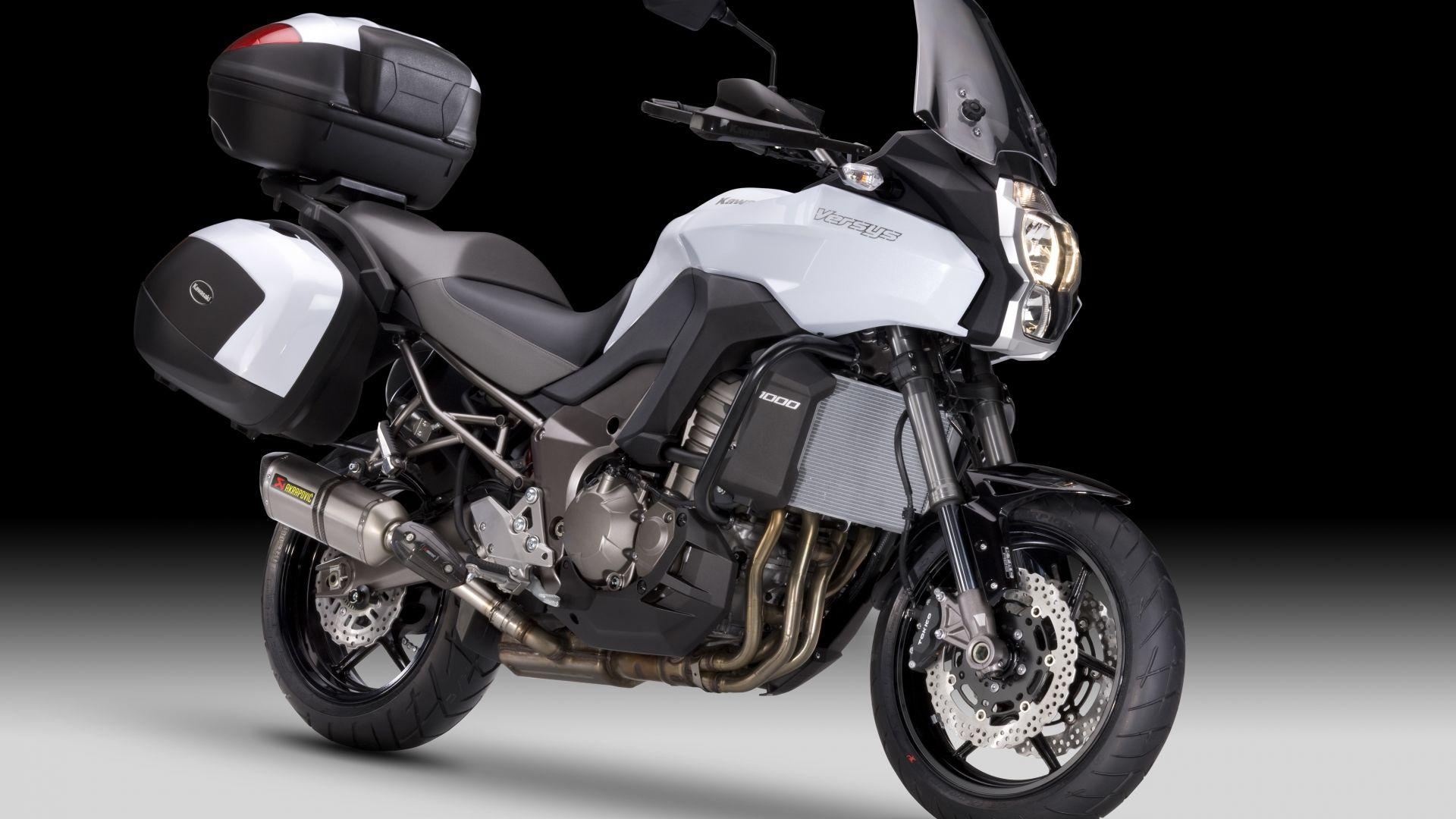Immagine 72: Kawasaki Versys 1000: ora anche in video