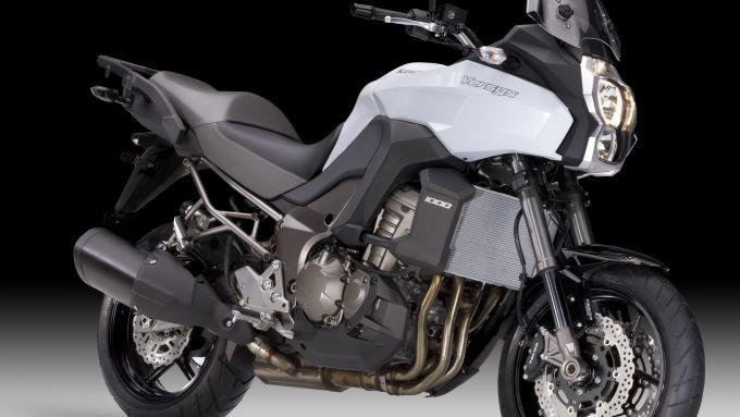 Immagine 68: Kawasaki Versys 1000: ora anche in video