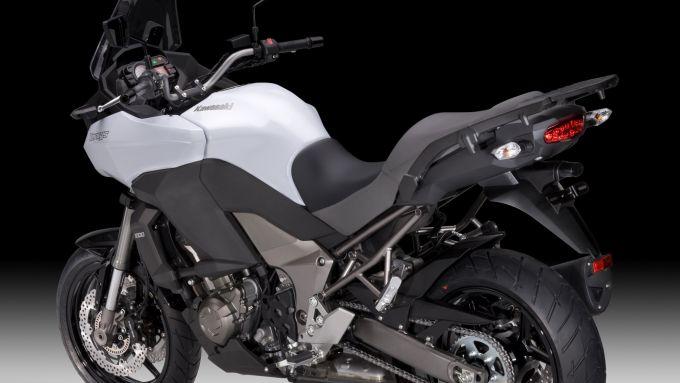 Immagine 67: Kawasaki Versys 1000: ora anche in video