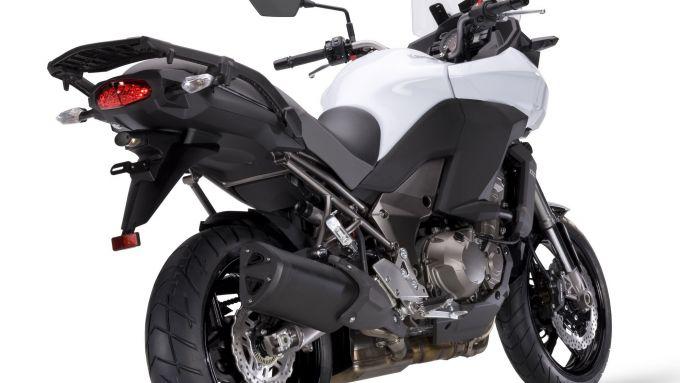 Immagine 64: Kawasaki Versys 1000: ora anche in video
