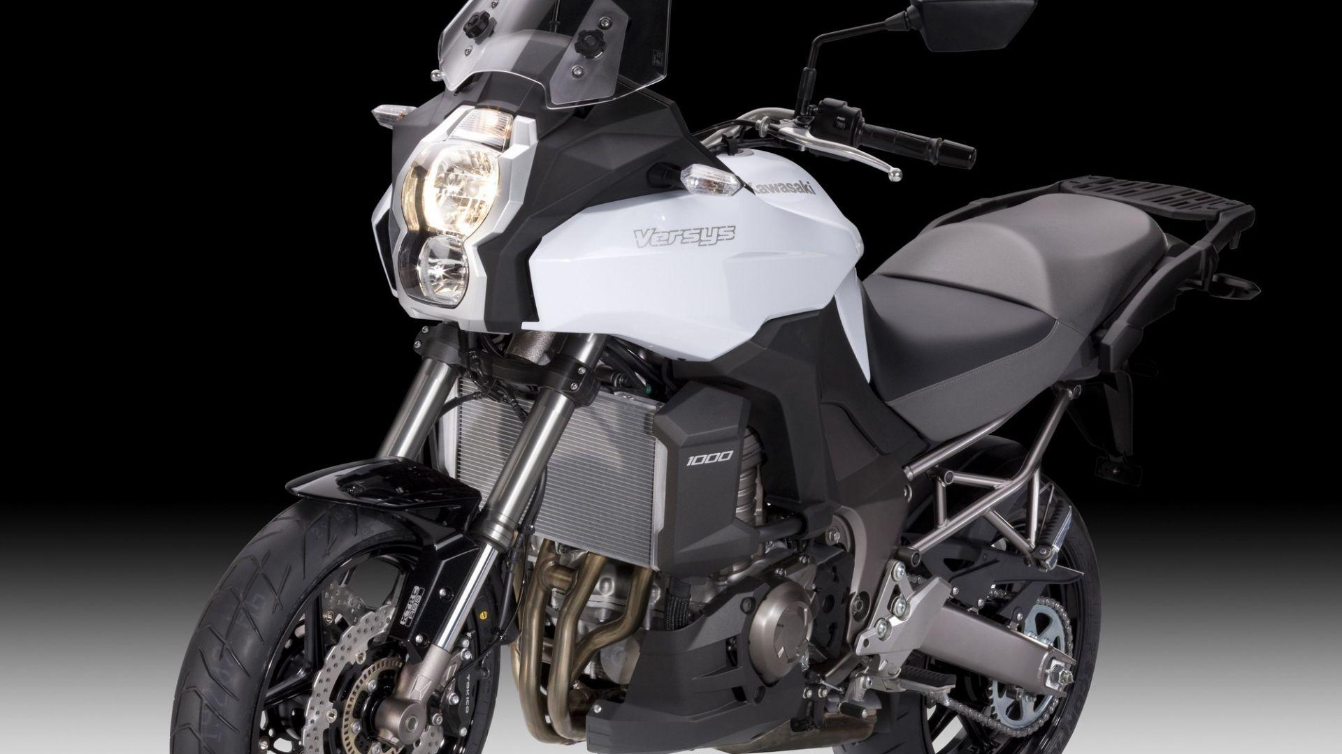 Immagine 63: Kawasaki Versys 1000: ora anche in video
