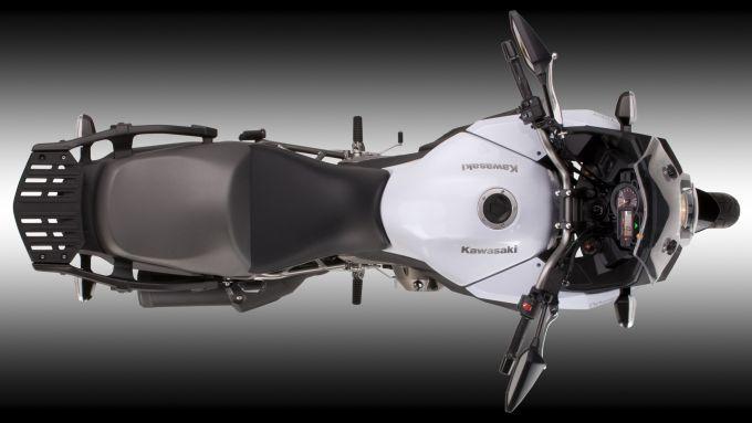 Immagine 61: Kawasaki Versys 1000: ora anche in video