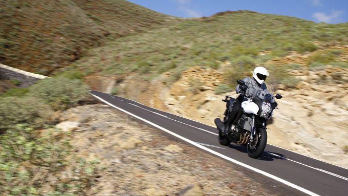 Immagine 16: Kawasaki Versys 1000: ora anche in video