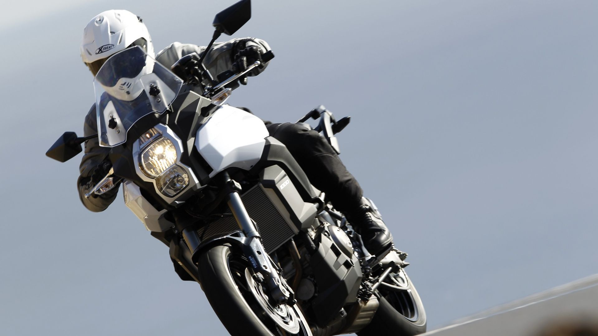 Immagine 7: Kawasaki Versys 1000: ora anche in video