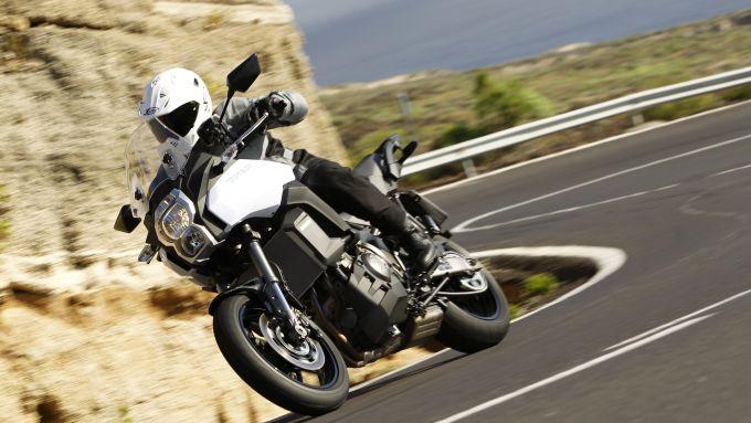 Immagine 11: Kawasaki Versys 1000: ora anche in video