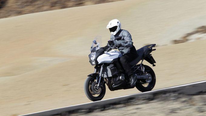 Immagine 17: Kawasaki Versys 1000: ora anche in video