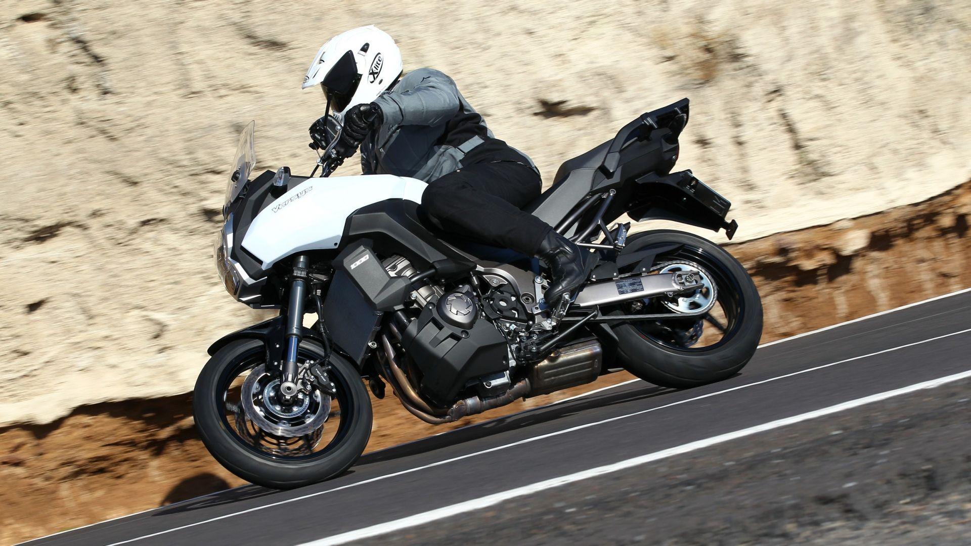 Immagine 23: Kawasaki Versys 1000: ora anche in video