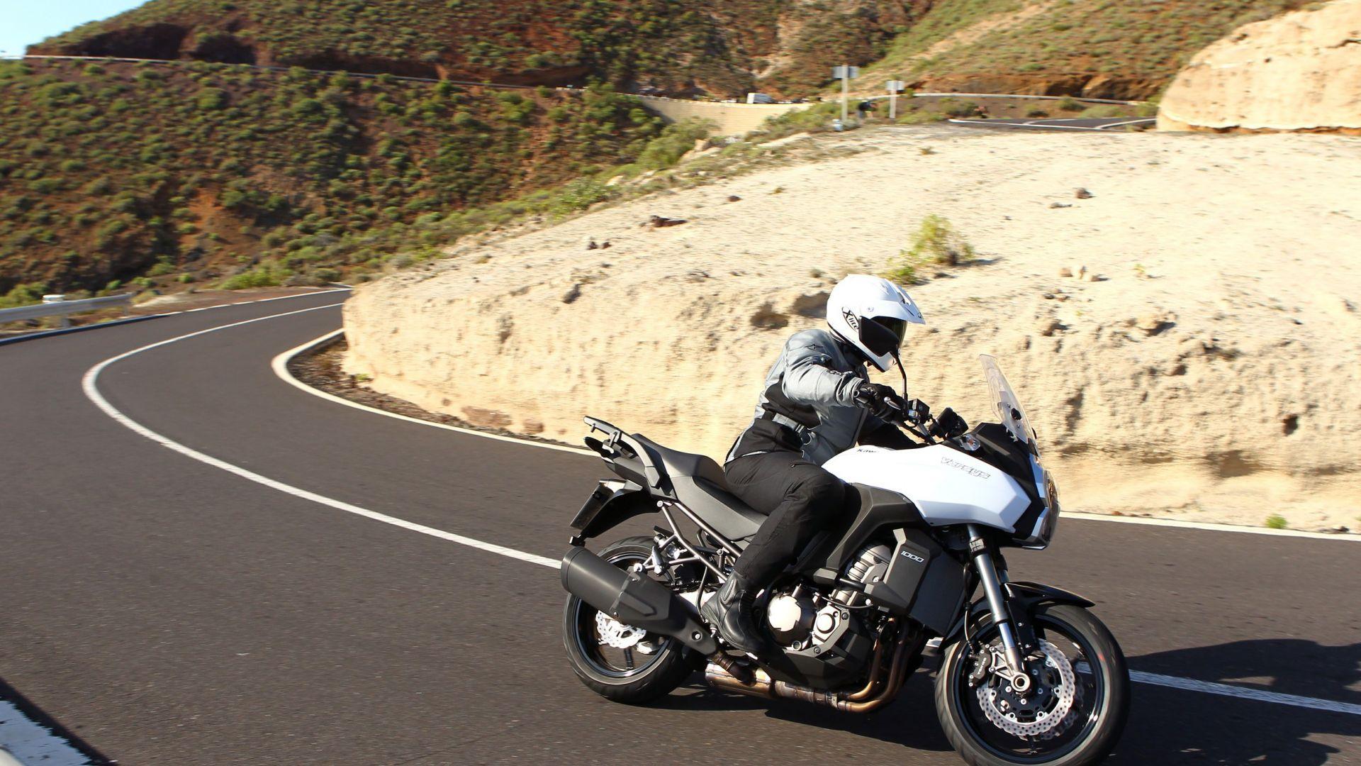Immagine 15: Kawasaki Versys 1000: ora anche in video