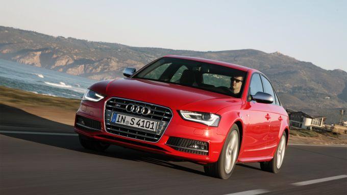 Immagine 41: Audi A4 e S4 2012: ora anche in video
