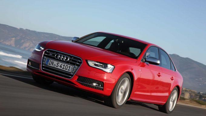 Immagine 68: Audi A4 e S4 2012: ora anche in video