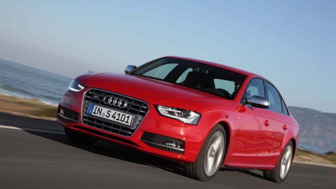Immagine 67: Audi A4 e S4 2012: ora anche in video