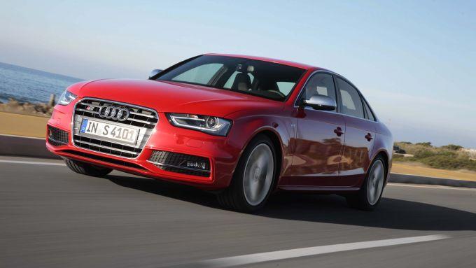 Immagine 66: Audi A4 e S4 2012: ora anche in video