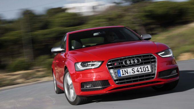 Immagine 65: Audi A4 e S4 2012: ora anche in video