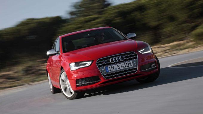 Immagine 63: Audi A4 e S4 2012: ora anche in video