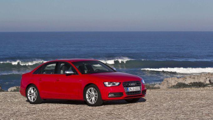 Immagine 58: Audi A4 e S4 2012: ora anche in video