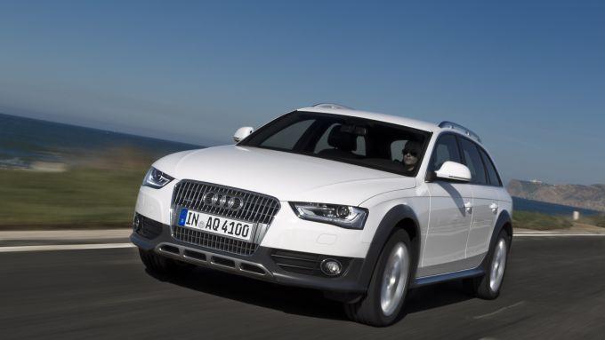Immagine 37: Audi A4 e S4 2012: ora anche in video