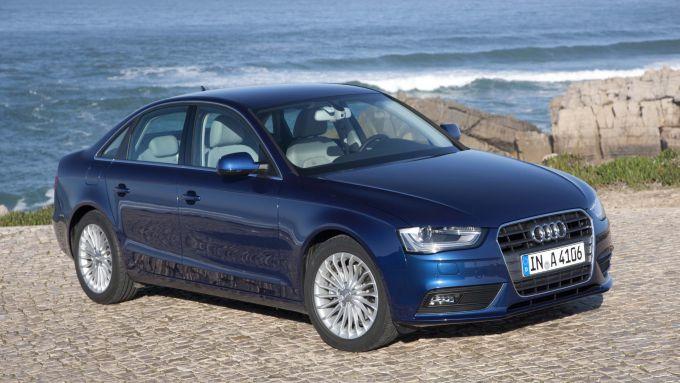 Immagine 22: Audi A4 e S4 2012: ora anche in video