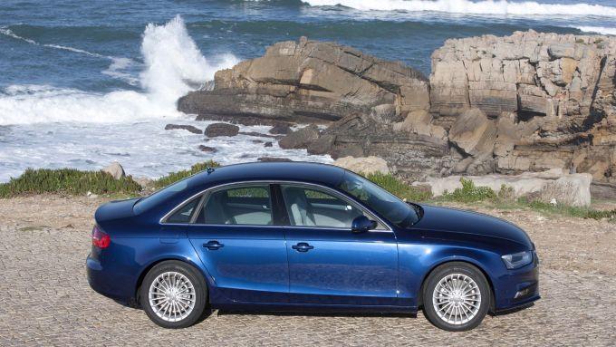Immagine 21: Audi A4 e S4 2012: ora anche in video