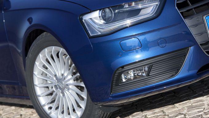 Immagine 13: Audi A4 e S4 2012: ora anche in video