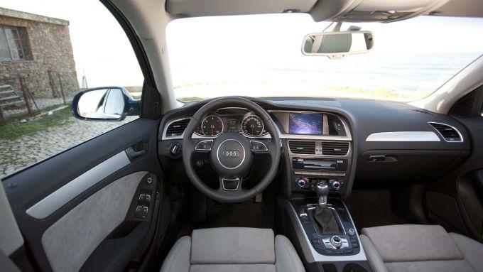 Immagine 11: Audi A4 e S4 2012: ora anche in video