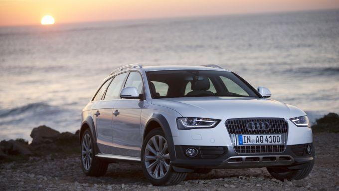 Immagine 6: Audi A4 e S4 2012: ora anche in video