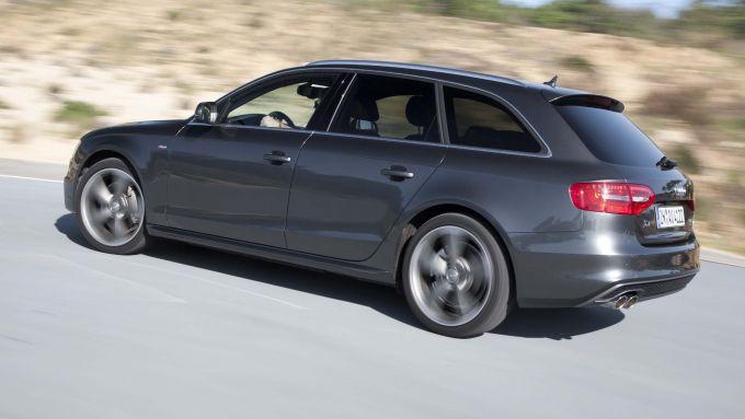 Immagine 4: Audi A4 e S4 2012: ora anche in video