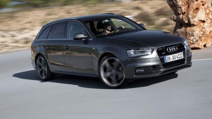 Immagine 2: Audi A4 e S4 2012: ora anche in video