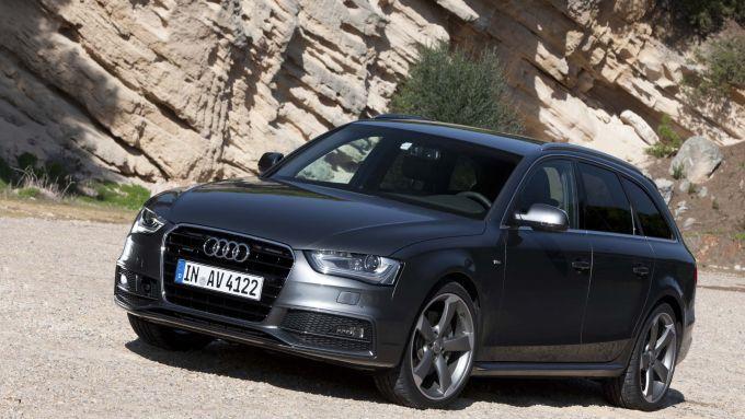 Immagine 5: Audi A4 e S4 2012: ora anche in video