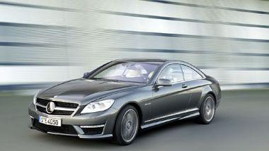 Listino prezzi Mercedes-Benz Classe CL