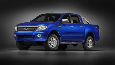 Listino prezzi Ford Ranger