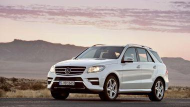 Listino prezzi Mercedes-Benz Classe M