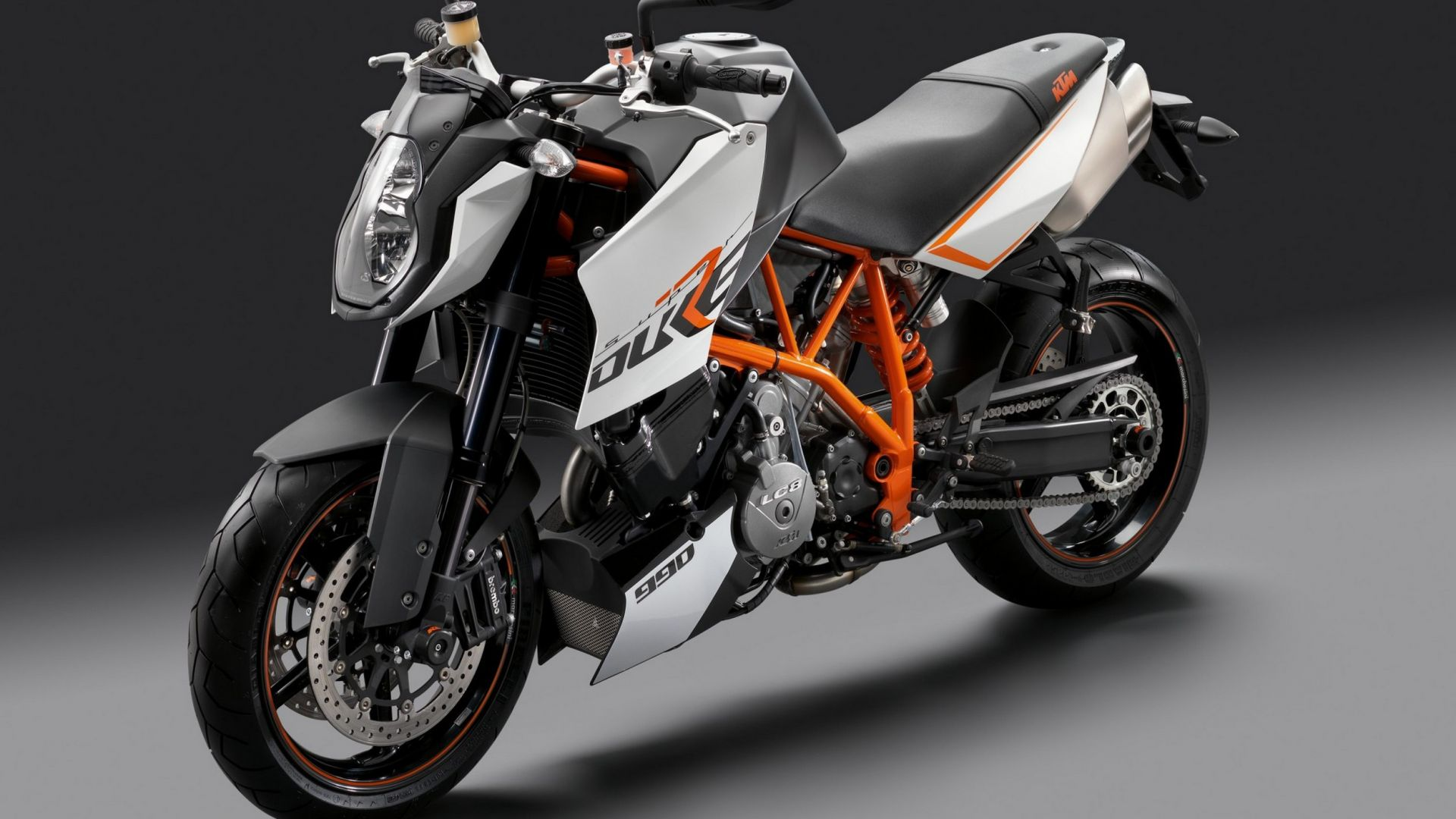 Immagine 3: KTM Super Duke R 2012