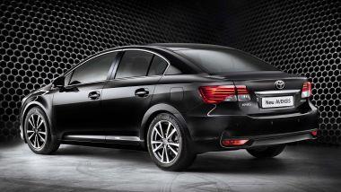 Listino prezzi Toyota Avensis