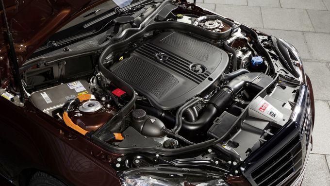 Immagine 7: Mercedes E 300 BlueTEC HYBRID