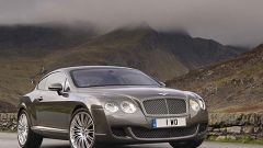 Bentley Continental GT Speed - Immagine: 9