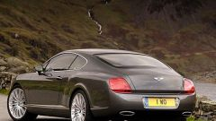 Bentley Continental GT Speed - Immagine: 11