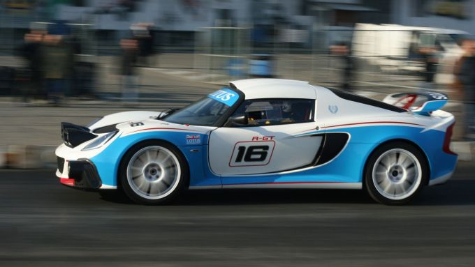 Immagine 8: Lotus Exige R-GT