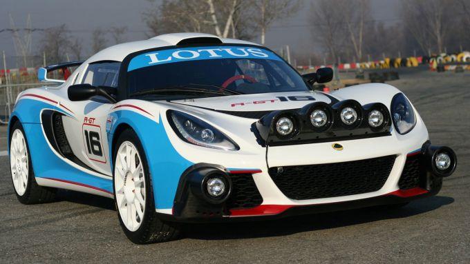 Immagine 2: Lotus Exige R-GT