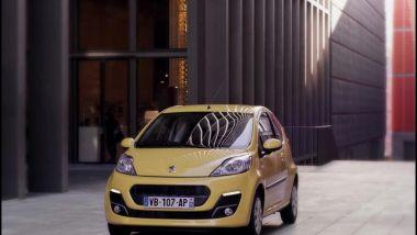 Listino prezzi Peugeot 107