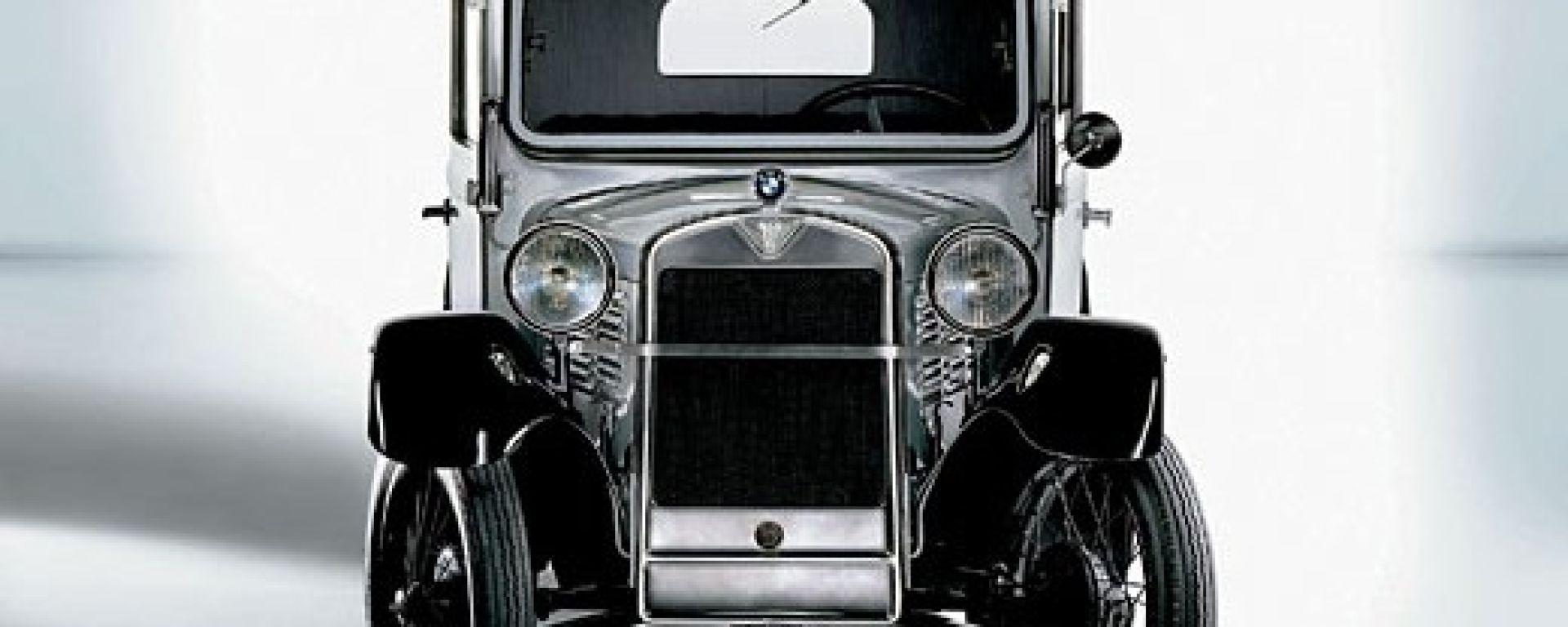 BMW: ricambi per sempre