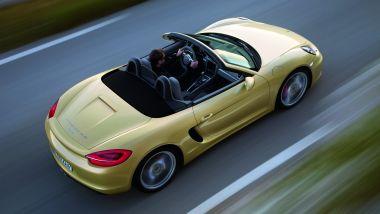 Listino prezzi Porsche Boxster