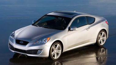 Listino prezzi Hyundai Genesis Coupé