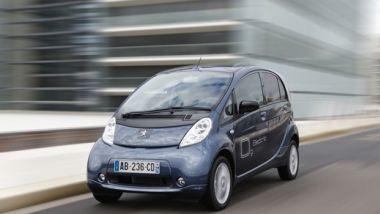 Listino prezzi Peugeot iOn